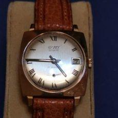 Relojes de pulsera: RELOJ DE PULSERA CAMY, CARGA MANUAL. Lote 176133825