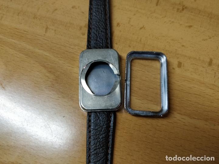 Relojes de pulsera: Reloj de pulsera Dogma Fine, carga manual, funcionando. Muy original esfera - Foto 11 - 53703881