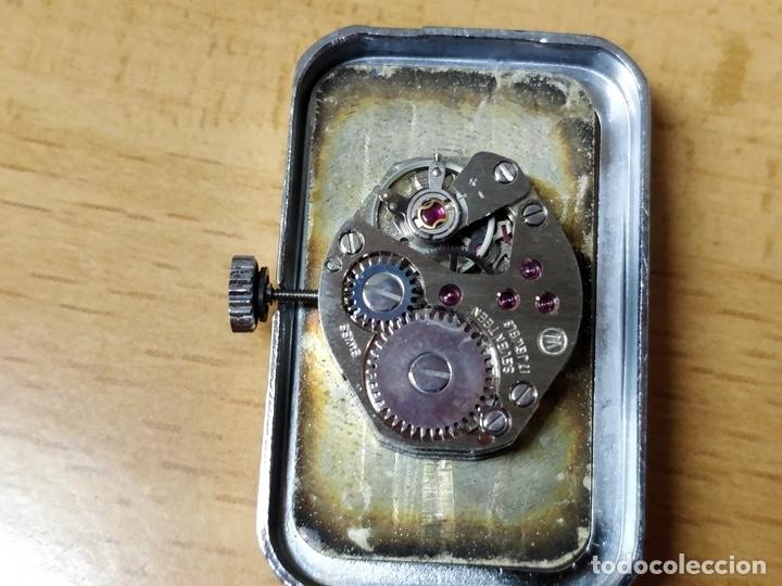 Relojes de pulsera: Reloj de pulsera Dogma Fine, carga manual, funcionando. Muy original esfera - Foto 5 - 53703881