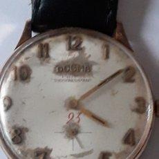 Relojes de pulsera: RELOJ DE PULSERA CABALLERO CARGA MANUAL DOGMA 23 JEWELS. Lote 176196839