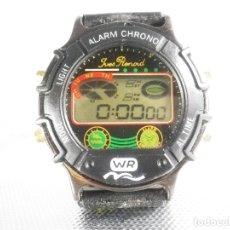 Relojes de pulsera: IVES RENOID ELECTRONICO FIN AÑOS 80 FIN STOK PRECIO 1700 PESETAS LOTE WATCHES. Lote 176252714