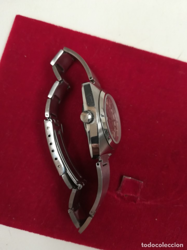 Relojes de pulsera: Bonito reloj Festina años 70 totalmente nuevo automático 10 ATM Swiss - Foto 9 - 176309449