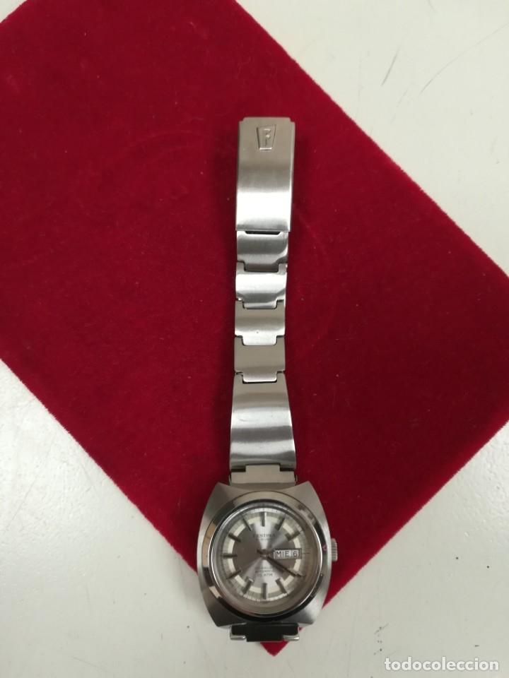 Relojes de pulsera: Bonito reloj Festina años 70 totalmente nuevo automático 10 ATM Swiss - Foto 14 - 176309449