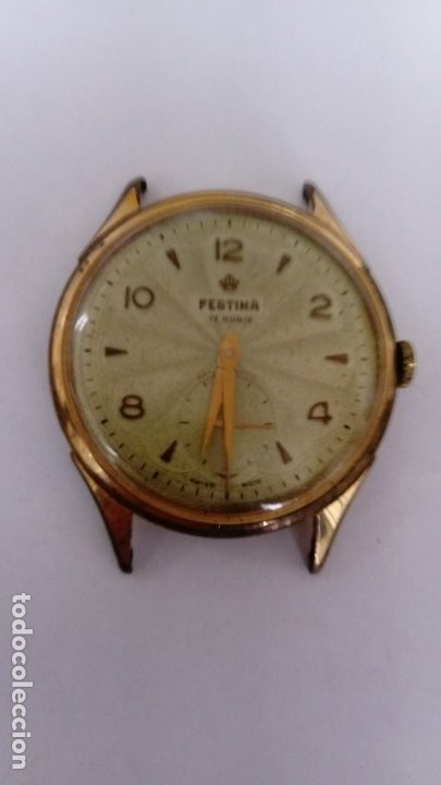 RELOJ FESTINA (Relojes - Pulsera Carga Manual)