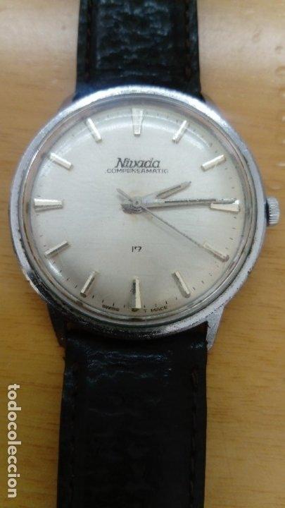 RELOJ NIVADA DE CUERDA (Relojes - Pulsera Carga Manual)