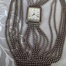 Relojes de pulsera: RELOJ ( JAPAN MOVT. / ÚNICO ) ANTIGUO FALTA PILA.. Lote 176373647
