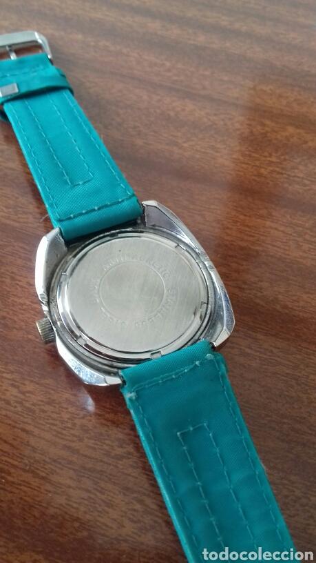 Relojes de pulsera: Reloj SAVAR diver vintage - Foto 3 - 176478730
