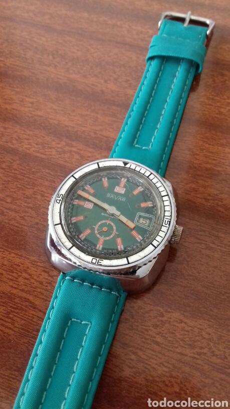 RELOJ SAVAR DIVER VINTAGE (Relojes - Pulsera Carga Manual)