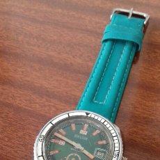 Relojes de pulsera: RELOJ SAVAR DIVER VINTAGE. Lote 176478730