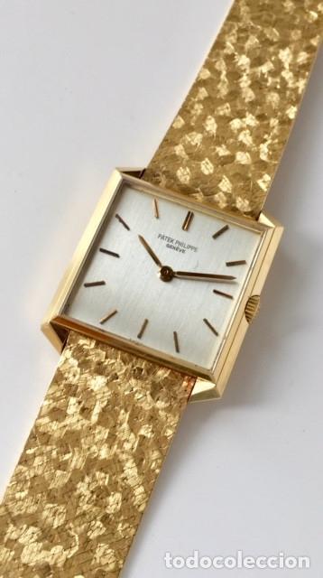 Relojes de pulsera: PATEK PHILIPPE CALATRAVA ORO18kts. ¡¡COMO NUEVO!! - Foto 3 - 40688775