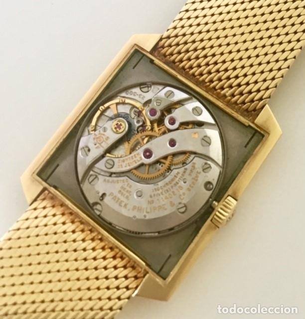 Relojes de pulsera: PATEK PHILIPPE CALATRAVA ORO18kts. ¡¡COMO NUEVO!! - Foto 8 - 40688775