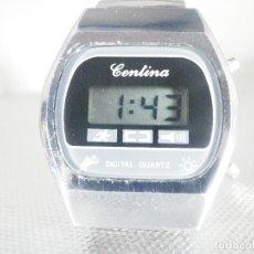 Relojes de pulsera: CENTINA ELECTRONICO AÑO 1980 MUY DIFICIL DE ENCONTRAR DE COLECCION LOTE WATCHES. Lote 176556713