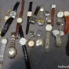Relojes de pulsera: LOTE RELOJES PULSERA. Lote 208381078