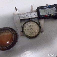 Relojes de pulsera: RELOJ MARCA BOSCH 15 RUBIS FUNCIONANDO CAJA PLATA. Lote 176574184