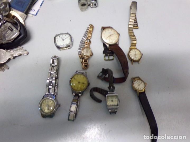 LOTE RELOGES RELOJ (Relojes - Pulsera Carga Manual)