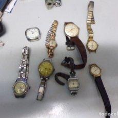 Relojes de pulsera: LOTE RELOGES RELOJ. Lote 195249248