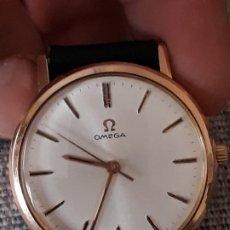 Relojes de pulsera: RELOJ DE PULSERA CABALLERO CARGA MANUAL OMEGA CALIBRE 601,. Lote 176584562