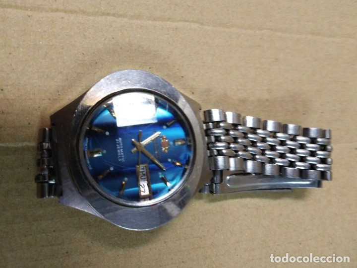 RELOJ ORIENT AUTOMATIC 21 JEWELS ( FUNCIONA PERFECTAMENTE) (Relojes - Pulsera Carga Manual)