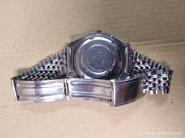 Relojes de pulsera: Reloj orient automatic 21 jewels ( funciona perfectamente) - Foto 3 - 176631985