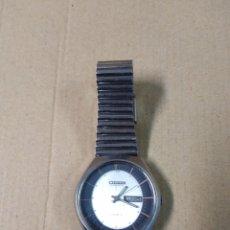Relojes de pulsera: RELOJ CITIZEN 21 JEWELS AUTOMÁTICO ( FUNCIONA PERFECTAMENTE) . Lote 176632685