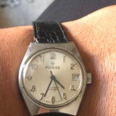 Relojes de pulsera: RELOJ POTENS AUTOMÁTICO. Lote 176667113