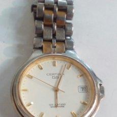 Relojes de pulsera: RELOJ CERTINA DS. Lote 176744688