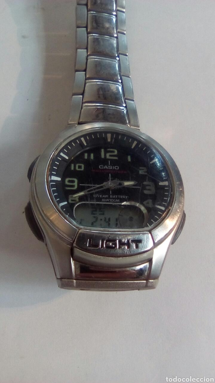 RELOJ CASIO (Relojes - Pulsera Carga Manual)