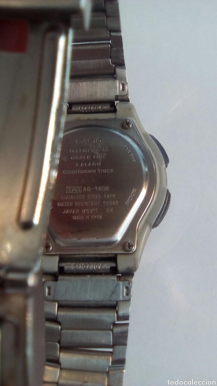 Relojes de pulsera: Reloj Casio - Foto 3 - 176744965
