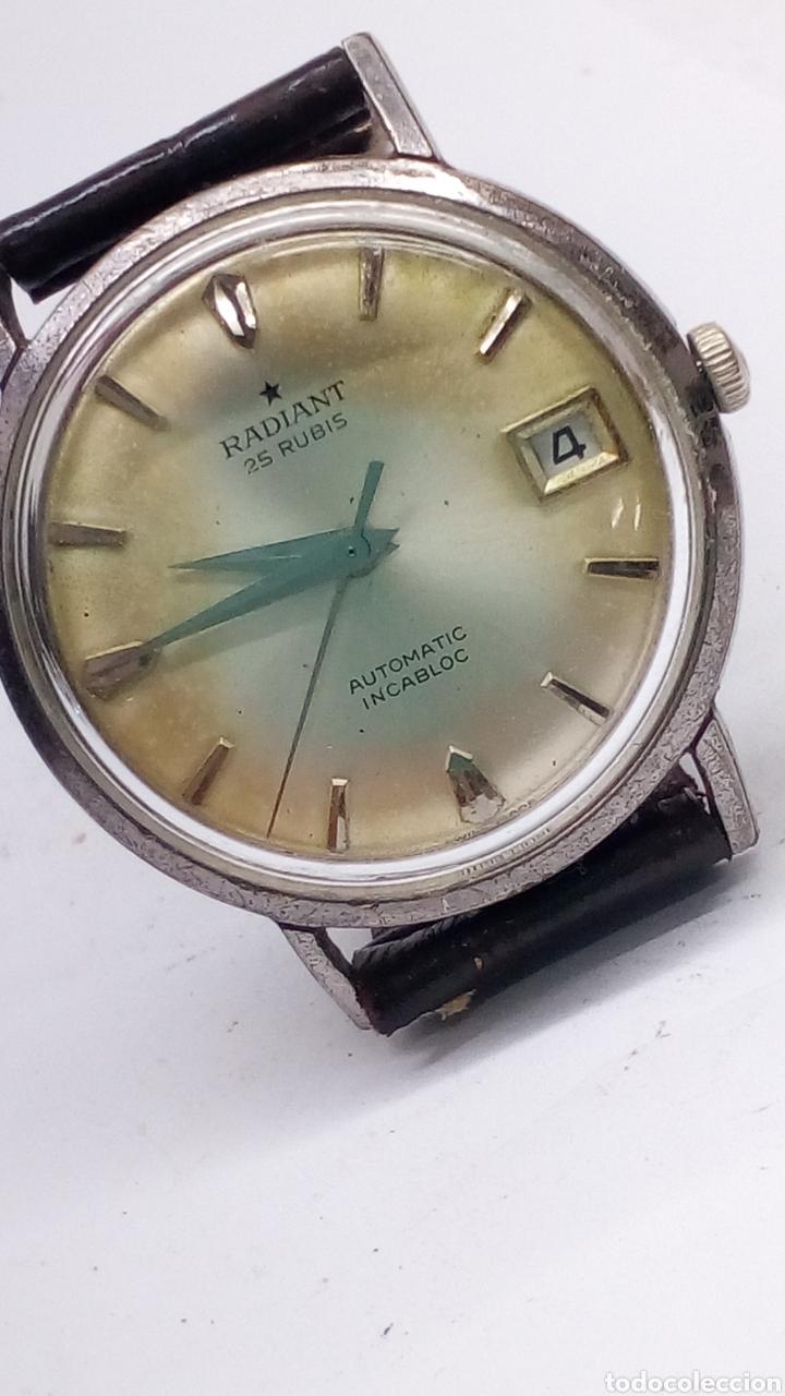 Relojes de pulsera: Reloj Radiant carga manual - Foto 2 - 176758449