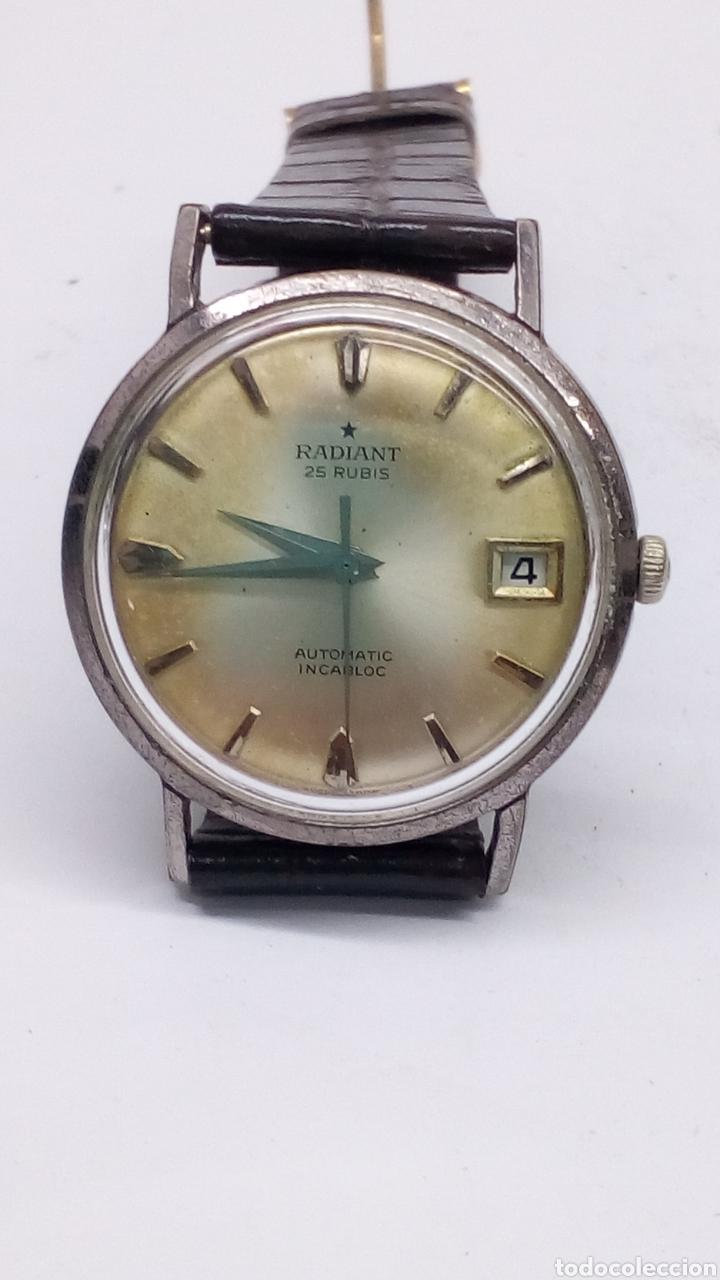 Relojes de pulsera: Reloj Radiant carga manual - Foto 3 - 176758449