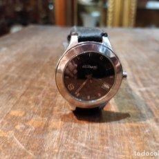 Relojes de pulsera: RELOJ DUPONT CABALLERO - SWISS MADE. Lote 46629907
