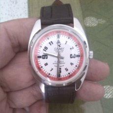 Relojes de pulsera: VINTAGE RELOJ CAMY A ESTRENAR.. Lote 176837997