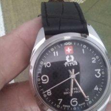 Relojes de pulsera: VINTAGE RELOJ TITUS SUIZO A ESTRENAR.. Lote 176838847