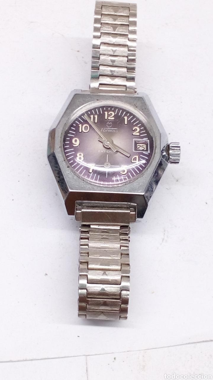 Relojes de pulsera: Reloj Tormas carga manual - Foto 3 - 176858183