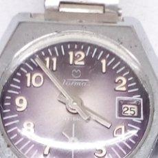 Relojes de pulsera: RELOJ TORMAS CARGA MANUAL. Lote 176858183