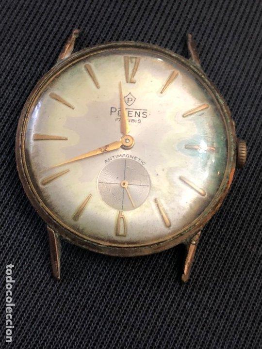 RELOJ POTENS FUNCIONA PERFECTAMENTE (Relojes - Pulsera Carga Manual)