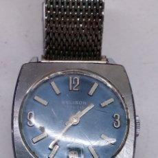 Relojes de pulsera: RELOJ BELISON CARGA MANUAL. Lote 176899478