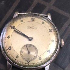 Relojes de pulsera: RELOJ CERTINA CAJA ACERO MECÁNICO FUNCIONA PERFECTAMENTE. Lote 176912329
