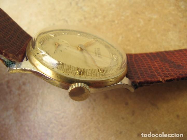 Relojes de pulsera: ANTIGUO RELOJ DE CUERDA VISIBLE 17 RUBIS - Foto 20 - 203633760