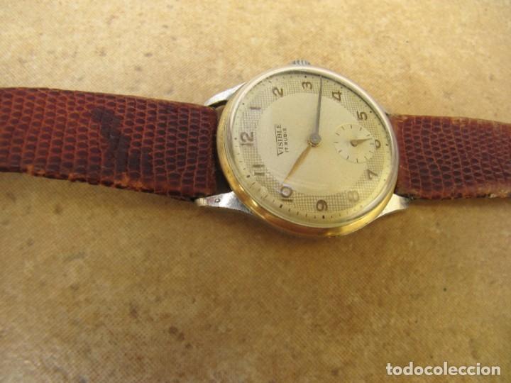 Relojes de pulsera: ANTIGUO RELOJ DE CUERDA VISIBLE 17 RUBIS - Foto 21 - 203633760