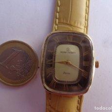 Relojes de pulsera: ANATIGUO RELOJ A CUERDA AÑOS 60 MICHEL HERBELIN PARIS, COMPLETO BUEN ESTADO Y FUNCIONANDO. Lote 176967235