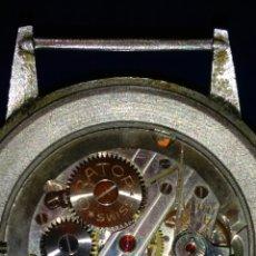 Relojes de pulsera: RELOJ ANTIGUO ORATOR MUY BUENA MAQUINARIA FUNCIONANDO !! LEER...... Lote 177005930