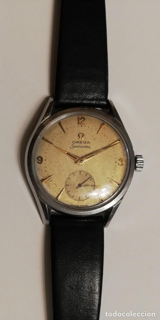 RELOJ DE PULSERA OMEGA - SEAMASTER (AÑOS 40) (Relojes - Pulsera Carga Manual)