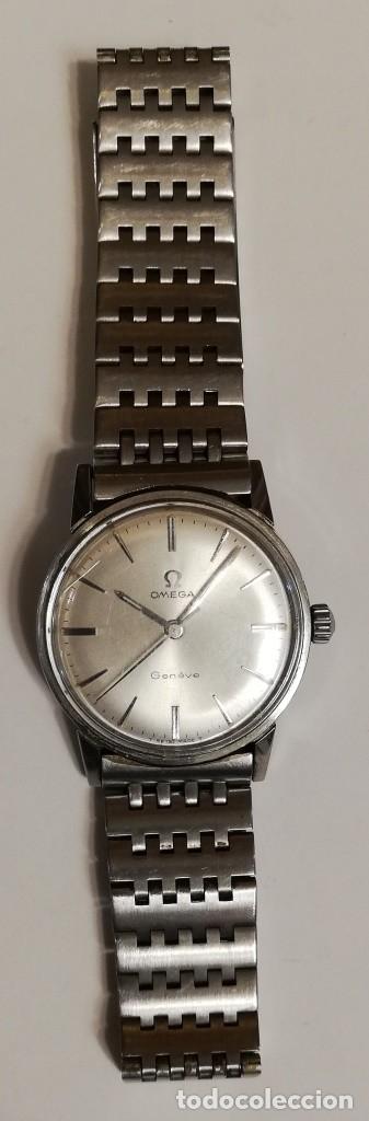RELOJ DE PULSERA OMEGA - GENEVE SEAMASTER (AÑOS 70) (Relojes - Pulsera Carga Manual)
