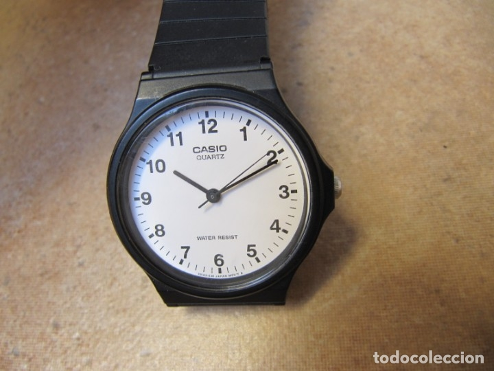 RELOJ ANALOGICO CASIO 1330 MQ-24 (Relojes - Pulsera Carga Manual)