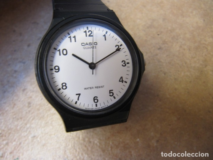 Relojes de pulsera: RELOJ ANALOGICO CASIO 1330 MQ-24 - Foto 2 - 177210618