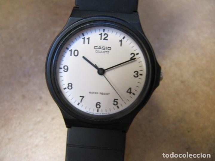 Relojes de pulsera: RELOJ ANALOGICO CASIO 1330 MQ-24 - Foto 3 - 177210618