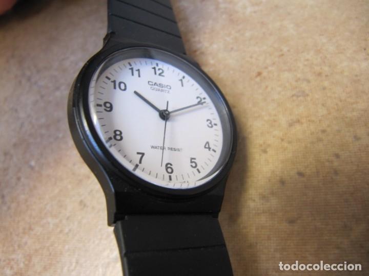 Relojes de pulsera: RELOJ ANALOGICO CASIO 1330 MQ-24 - Foto 4 - 177210618
