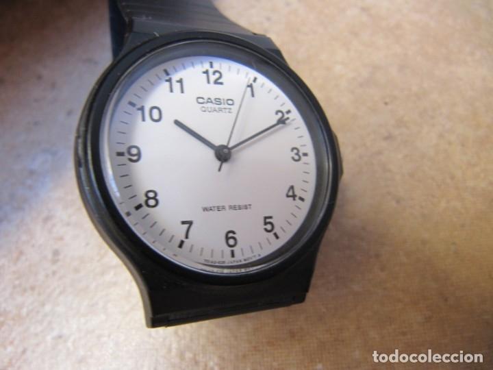 Relojes de pulsera: RELOJ ANALOGICO CASIO 1330 MQ-24 - Foto 5 - 177210618