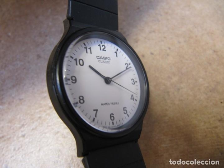 Relojes de pulsera: RELOJ ANALOGICO CASIO 1330 MQ-24 - Foto 7 - 177210618
